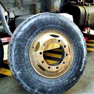 Oprava nákladných vozidiel Bratislava - pneuservis
